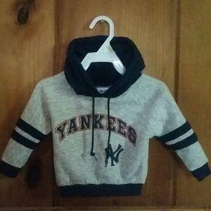 New York Yankees Baby Hoodie - Vintage